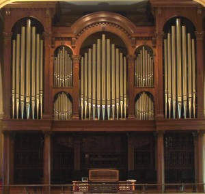 St. George's Organists