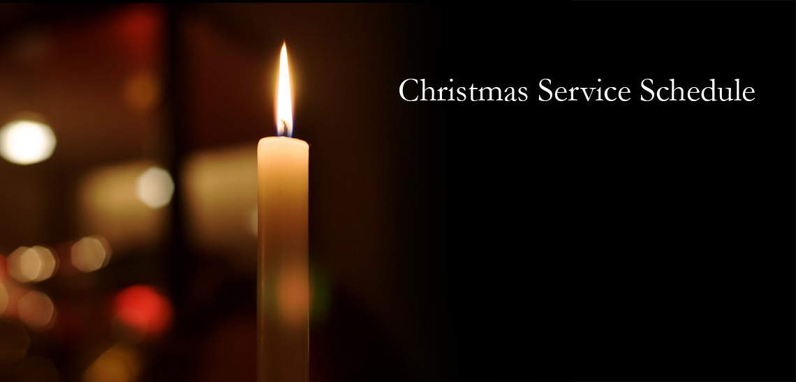 Christmas Services at St. George's