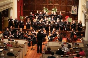 Combined Choirs and Chamber Orchestra small