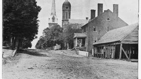 St. George's in the Civil War: A Lecture