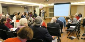 Notes from the 2016 Parish Annual Meeting