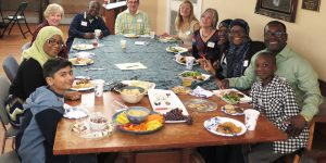 Interfaith Potluck on March 26