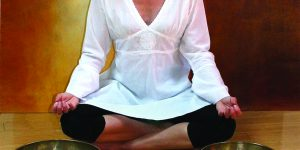 St. George's to Host YOGAVOICE® Sound Healing Event