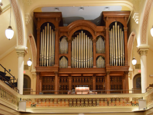 Organ Recital Series Concerts