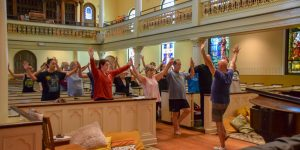 YOGAVOICE® Week at St. George's