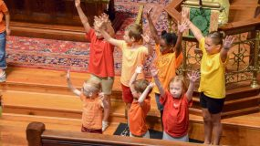 """Summer Worship Arts Camp Gets """"FIRED UP!"""""""