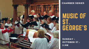 Musicians of St. George's to Perform Free Concert