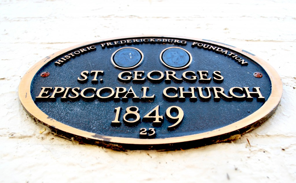 History - St  George's Episcopal Church