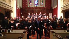 St. George Chamber Orchestra to Perform Free Concert
